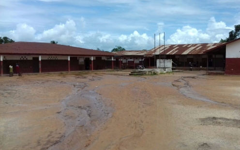 A few pictures of the school.